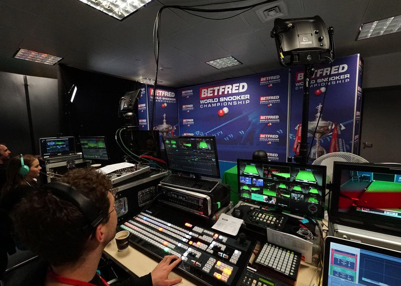 BTS World Championship Snooker
