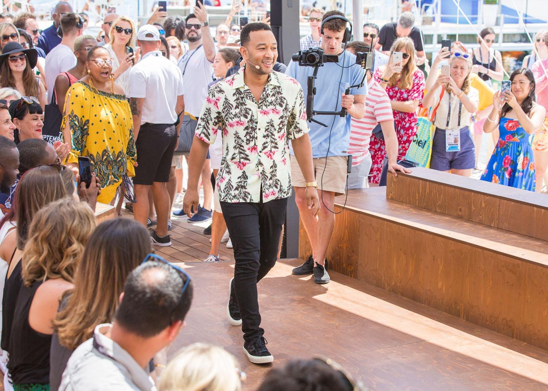 John Legend at Cannes Lion Festival